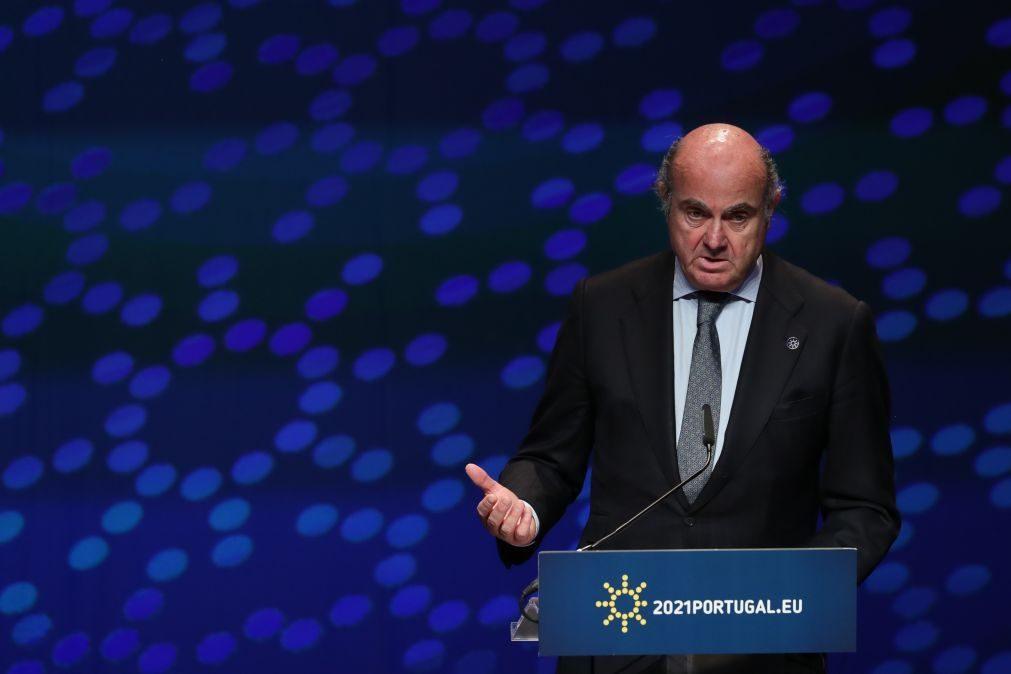 BCE quer condições monetárias e orçamentais