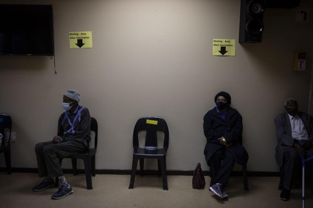 Covid-19: África regista mais 571 mortes e 21.258 infetados nas últimas 48 horas