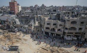 Médio Oriente: Egito alerta para regresso da violência se processo de paz não for reiniciado