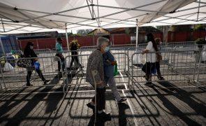 Covid-19: Chile com aumento de casos pelo terceiro dia apesar de avanço da vacinação