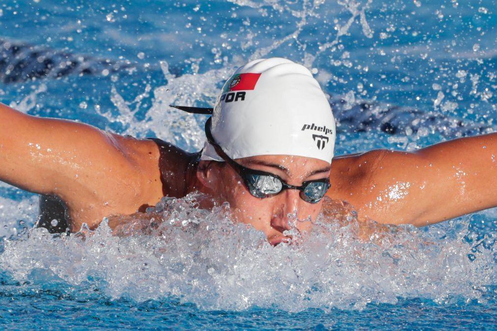Nadador José Paulo Lopes em sexto na final dos 800 metros livres dos Europeus