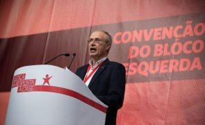 BE/Convenção: Com Mortágua nas Finanças, Estado não será
