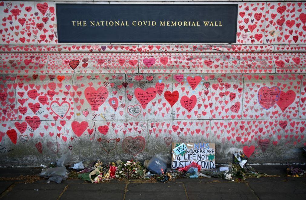 Covid-19: Reino Unido com seis mortes e 2.694 novos casos em 24 horas
