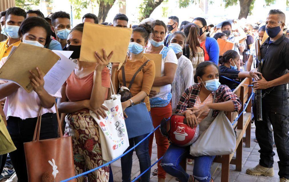 Covid-19: Timor-Leste regista mais duas mortes e 156 novas infeções