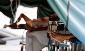Covid-19: África com mais 74 mortes registadas nas últimas 24 horas