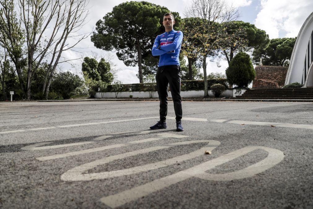 Giro: Ruben Guerreiro abandona na 15.ª etapa após queda em massa