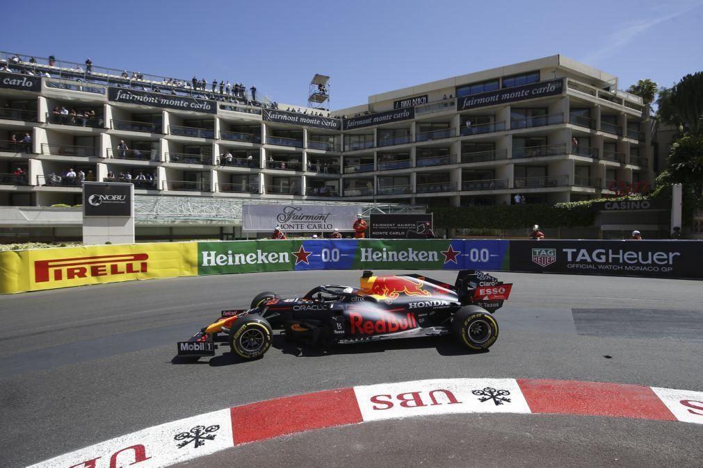 Max Verstappen vence GP do Mónaco e ascende à liderança do Mundial de F1