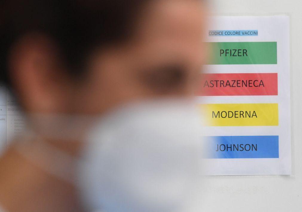 Covid-19: Itália regista 3.995 novos casos e mais 72 óbitos nas últimas 24 horas