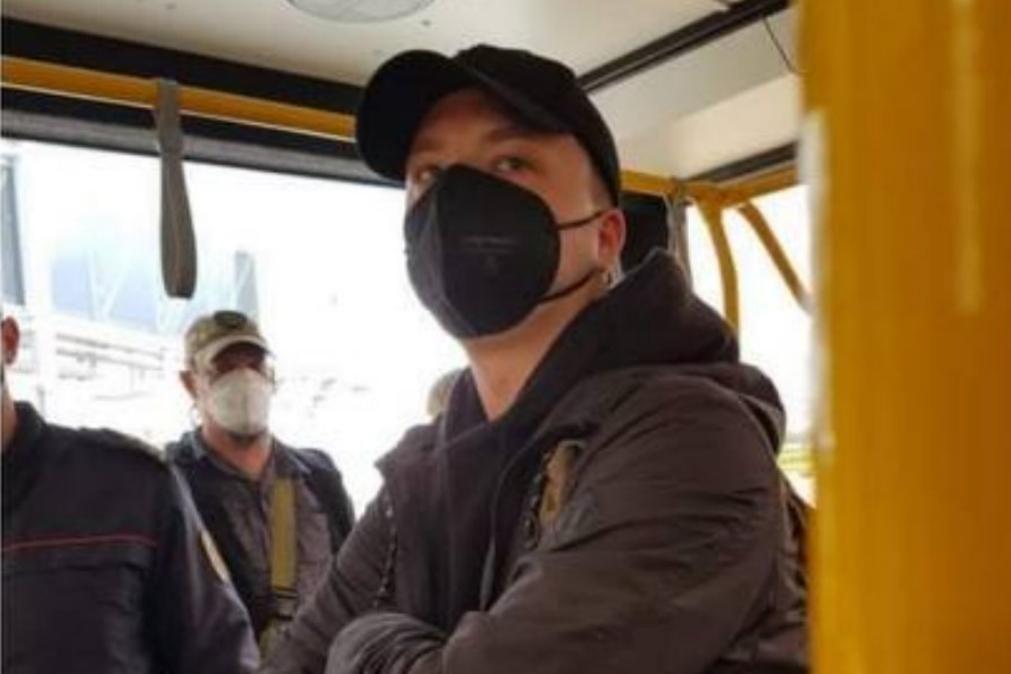 Presidente bielorrusso acusado de sequestrar avião para deter jornalista