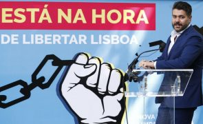 Autárquicas: Candidato da IL a Lisboa quer cidade mais inteligente e agenda liberal
