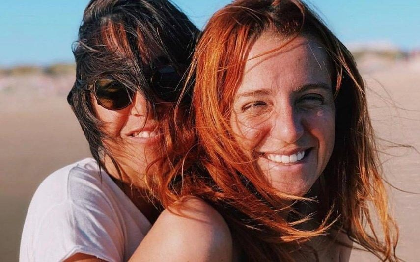 Inês Herédia faz revelações sobre casamento com Gabriela Sobral