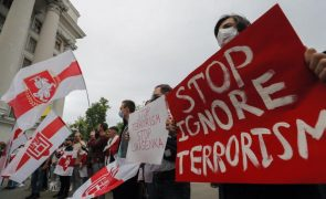 Conselho Europeu vai discutir «possíveis sanções» à Bielorrússia