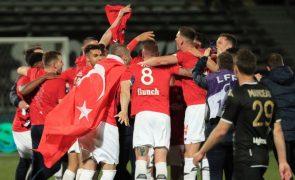 Lille vence Angers e conquista quarto título francês