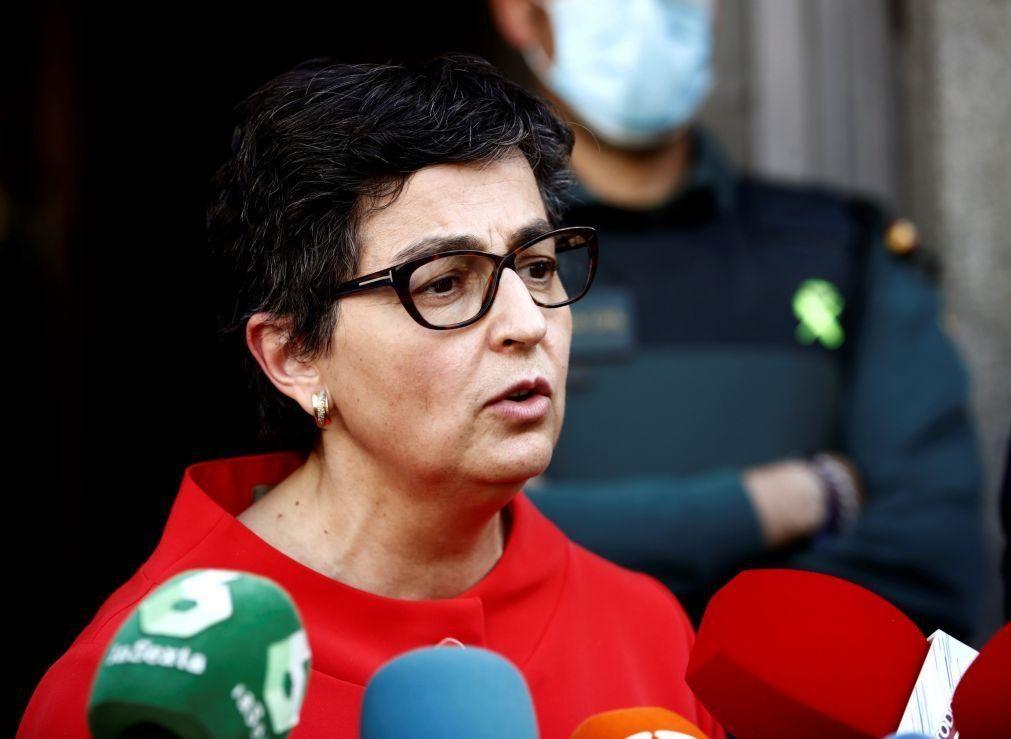 MNE marroquino nega contactos com Espanha para ultrapassar crise política