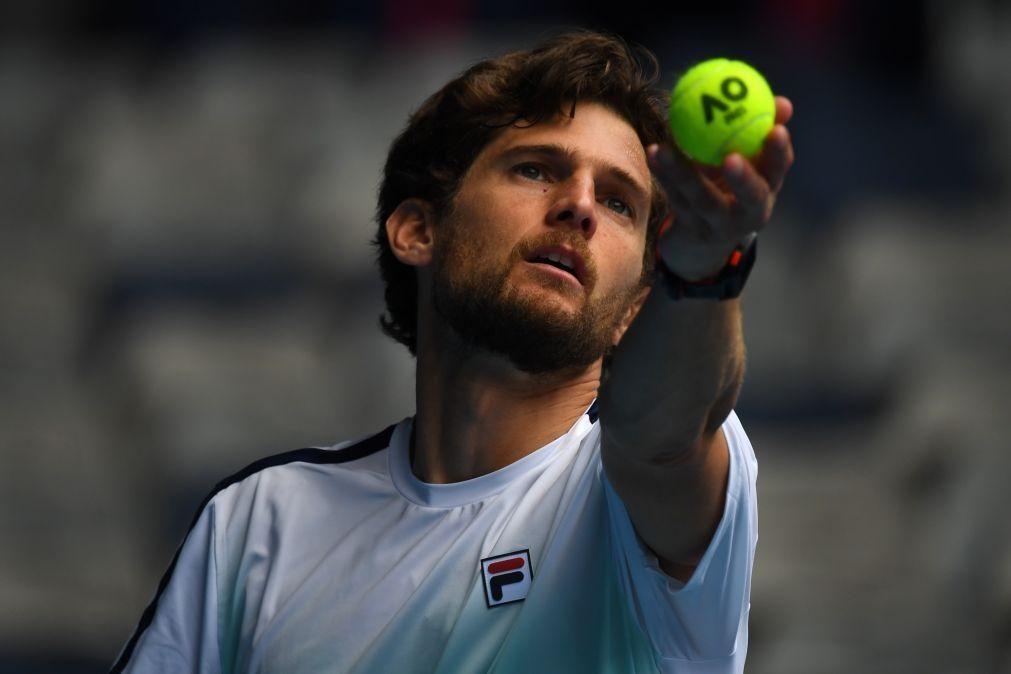 Pedro Sousa torna-se número um português no ranking liderado por Novak Djokovic
