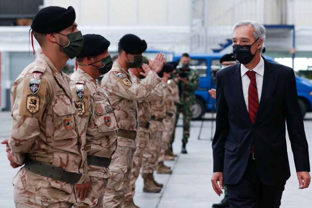 Ministro da Defesa enaltece empenho dos últimos militares portugueses no Afeganistão
