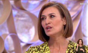 Fátima Lopes recorda saída da TVI... na TVI: «Não foi fácil»