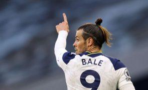 Euro2020: Gareth Bale lidera convocados do País de Gales para estágio no Algarve