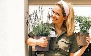 Madalena Brandão mostra casa nova e deixa famosas em êxtase