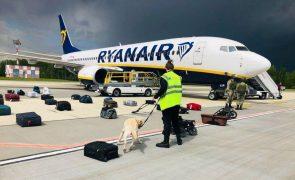 Autoridades da Bielorrússia afirmam ter recebido ameaça do Hamas contra voo da Ryanair