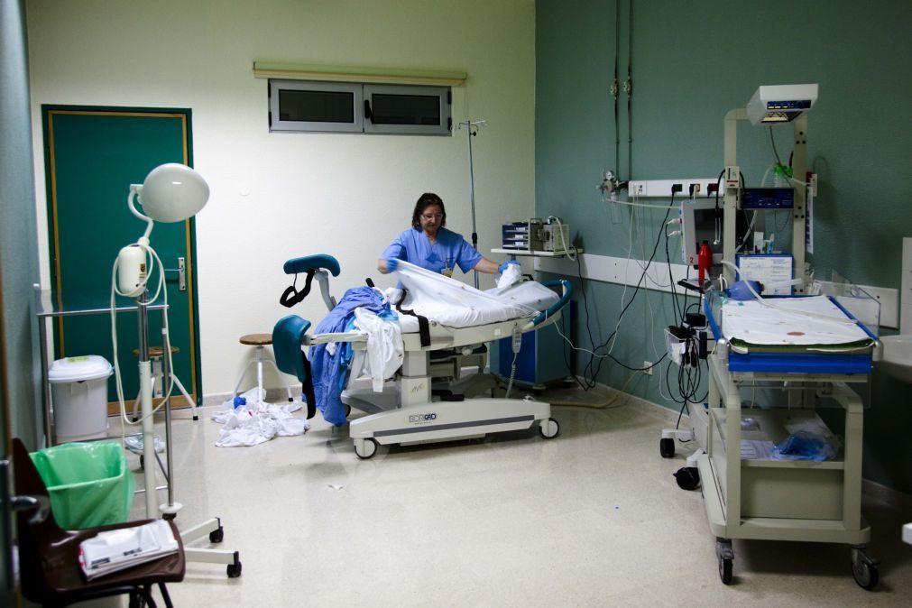 Protesto de enfermeiros causa