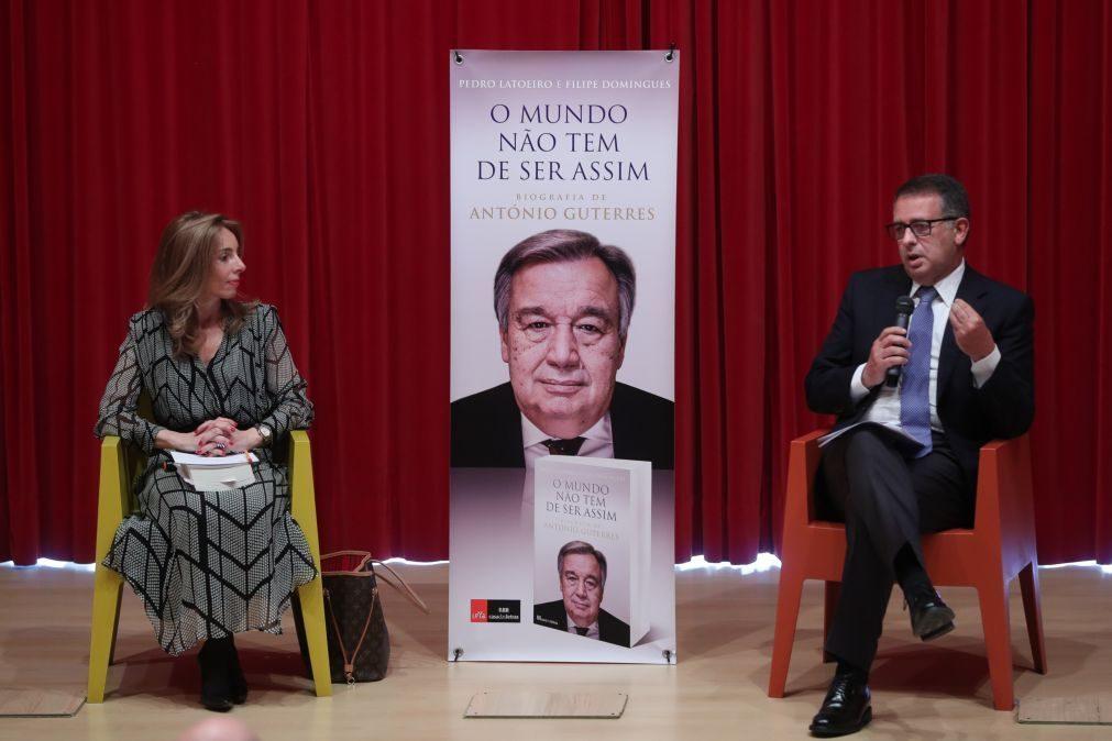 Mónica Ferro espera de Guterres concretização da igualdade do género