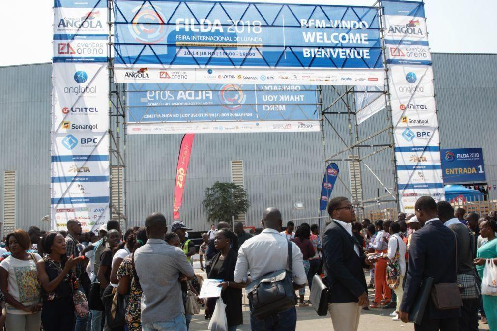 Filda regressa a Luanda em setembro e já tem países interessados em pavilhões próprios