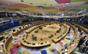 UE/Cimeira: Desvio de voo foi incidente de uma