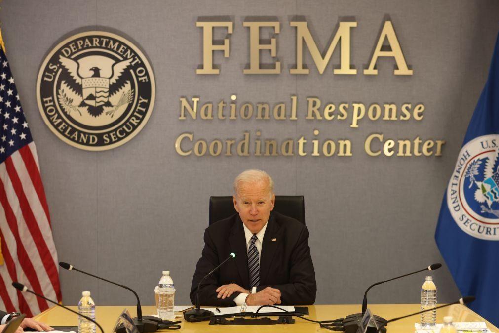 Estados Unidos duplicam investimento na preparação para desastres naturais