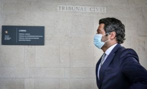 André Ventura condenado a pedir desculpa a família a quem chamou