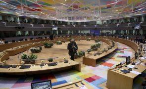 UE/Cimeira: Líderes decidem banir aviões da Bielorrússia, evitar espaço aéreo e mais sanções