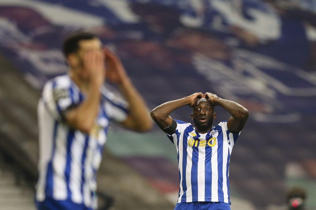 Marega diz que «não esperava» uma saída assim do FC Porto