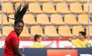 Avançada Diana Silva reforça futebol feminino do Sporting