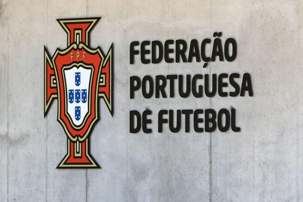 Euro sub-21: Abdu Conté e Filipe Soares rendem Thierry Correia e Francisco Trincão