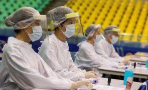Covid-19: Macau regista 51.º caso importado