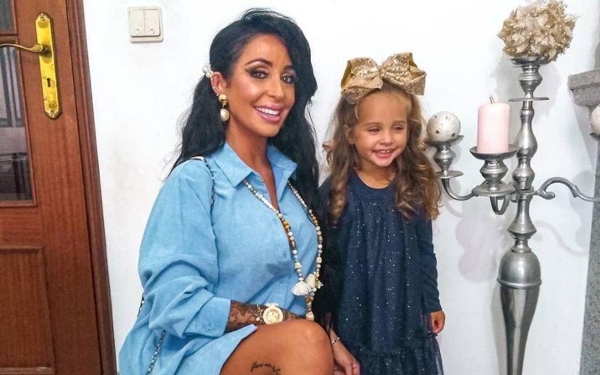 Juliana Dias partilha conversa inesperada com filha sobre etnia cigana