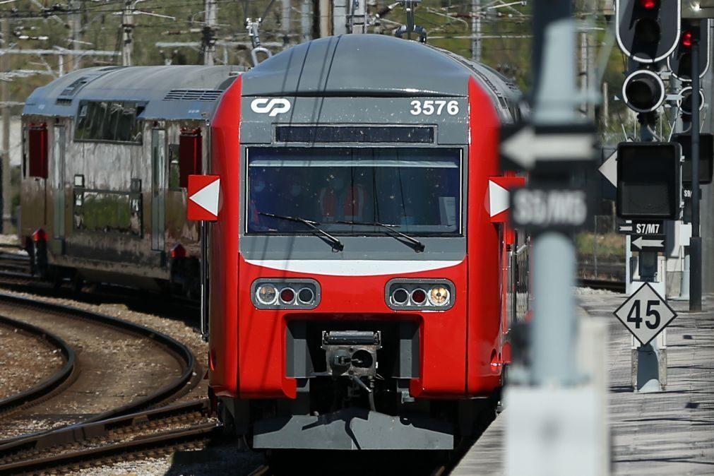 Suspensa greve parcial dos ferroviários da CP