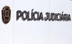 Cerca de 20 detidos em operação da PJ de combate ao crime violento na grande Lisboa