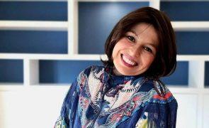Joana Cruz dá novidades sobre tratamento contra cancro da mama