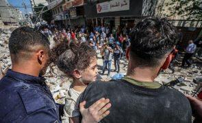 UE mobiliza mais 8 MEuro em ajuda humanitária para Palestina