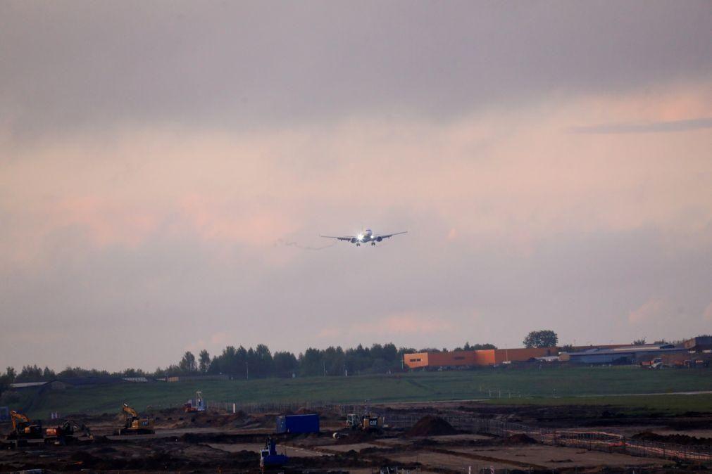 Ryanair suspende rotas que sobrevoam espaço aéreo bielorrusso