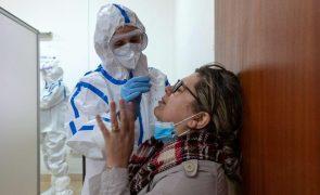 Covid-19: Açores com uma morte e 33 novos casos em São Miguel
