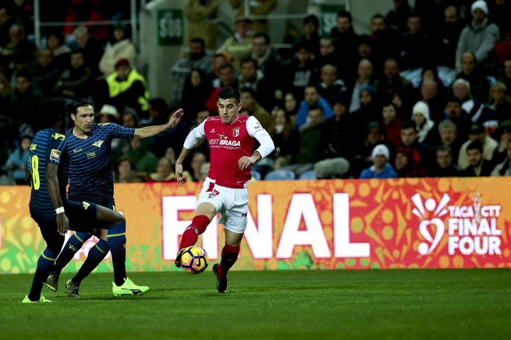 Vukcevic quer continuar no Sporting de Braga e fazer a sua melhor época
