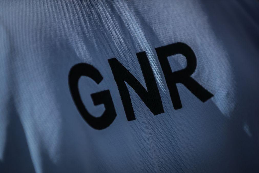 GNR apreende em Guimarães armas e 4 mil munições em processo de violência doméstica