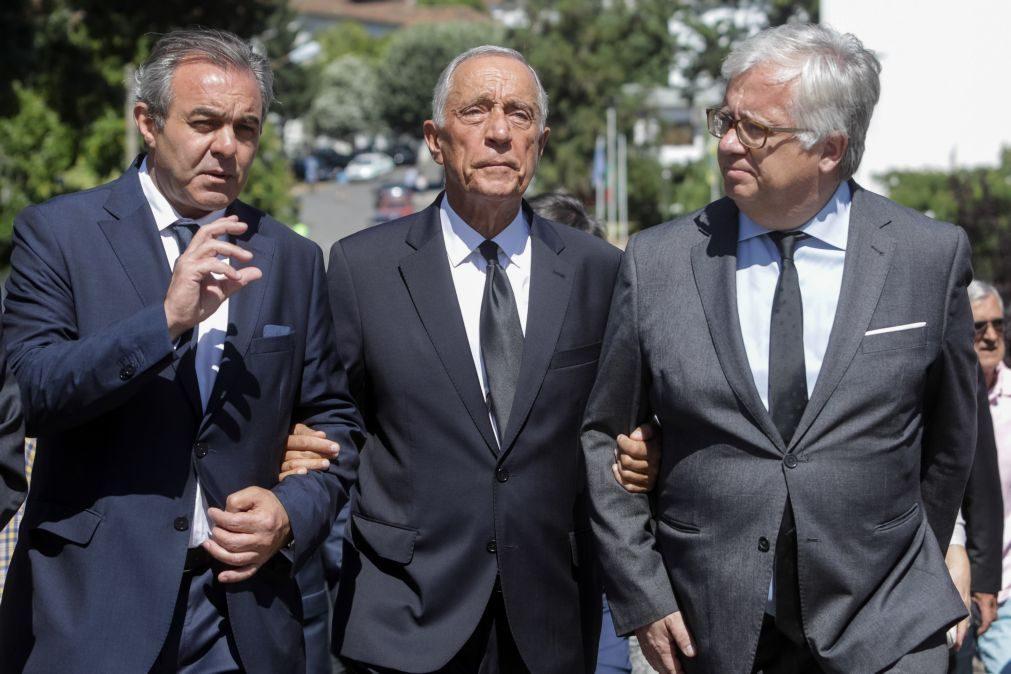Presidente da República exige investigação total no caso de Tancos,