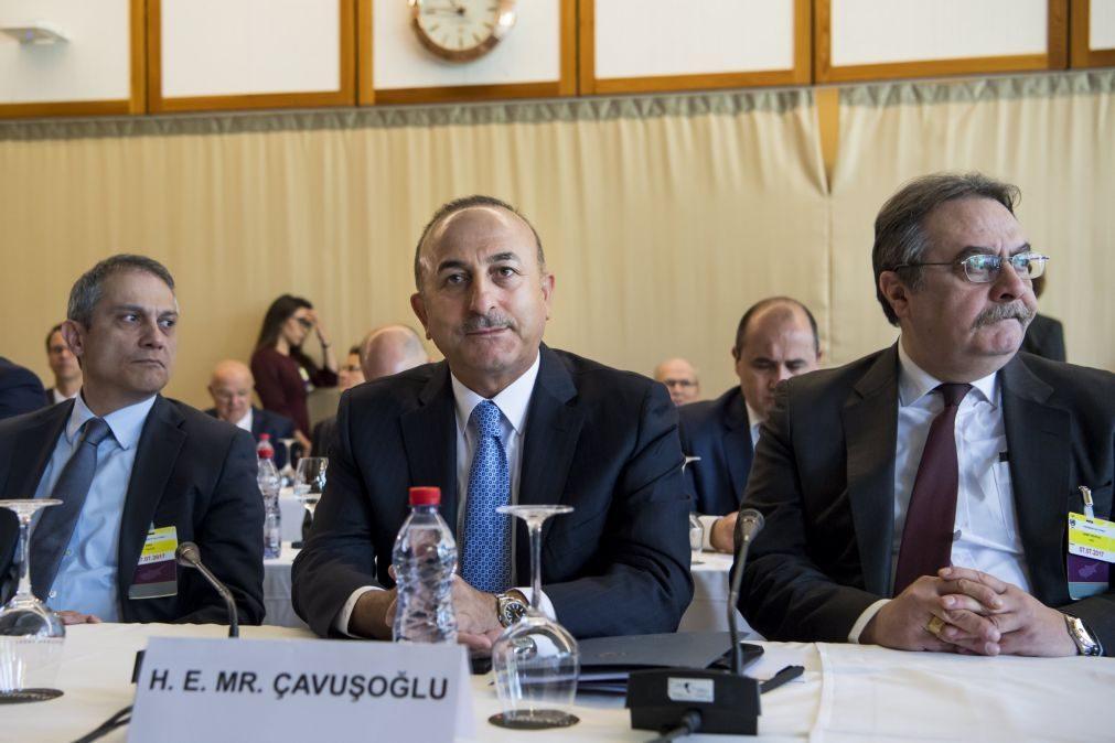 Tropas turcas permanecerão em Chipre qualquer que seja o acordo
