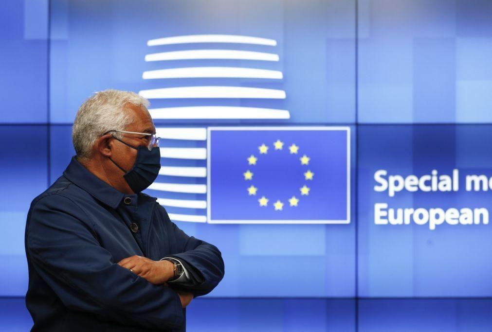 UE/Presidência: Portugal  inicia esta semana