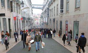 Covid-19: Costa pede prudência em Lisboa e rejeita ligar casos a turistas ou festejos
