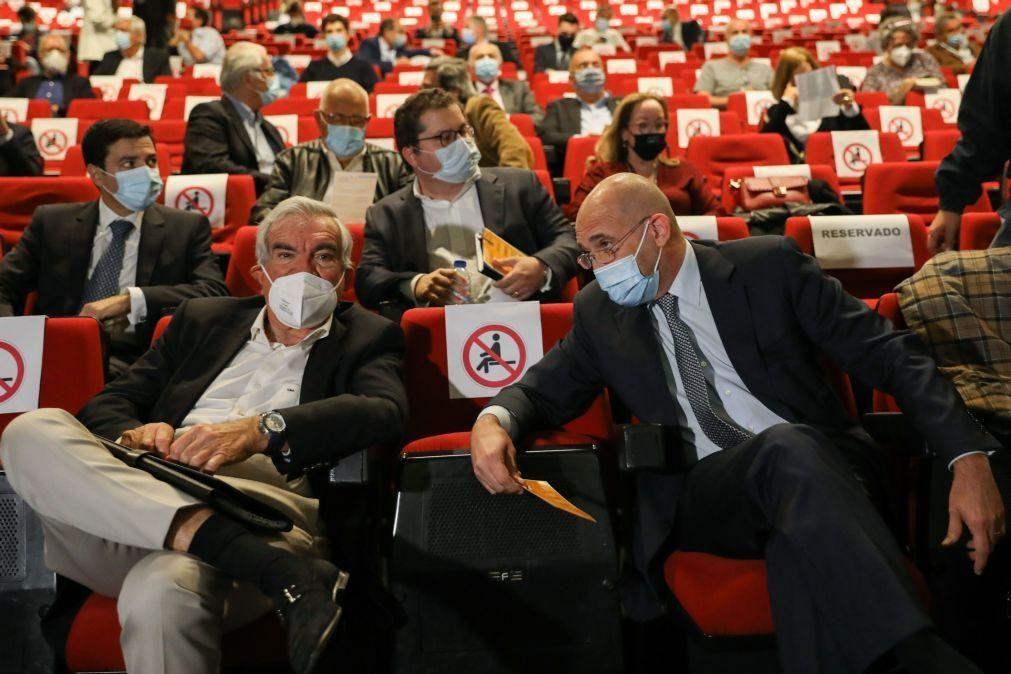 Convergência à direita divide representantes de PSD, CDS-PP e Chega na convenção do MEL