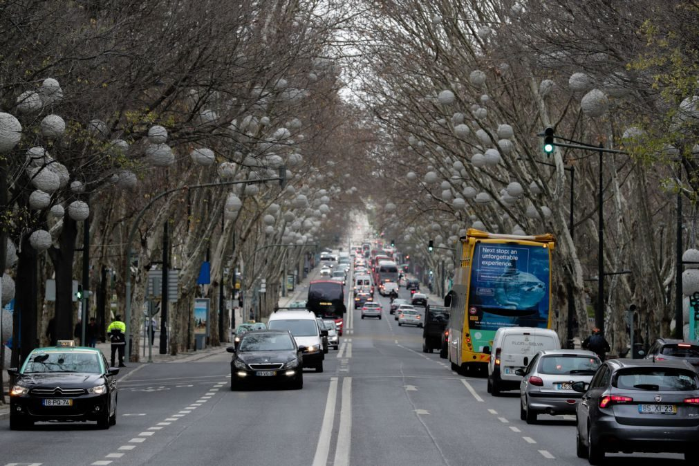 Covid-19: Moradores de Lisboa